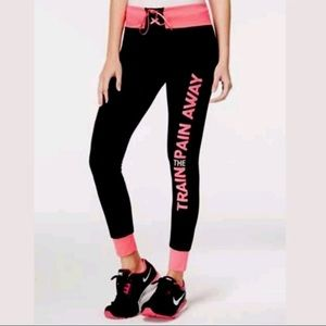 NEW Energie Mid-Rise Workout Legging Pant